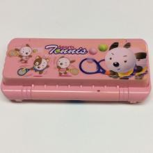 20 Years manufacturer for Plastic Pencil Case plastic children functional auto-opening pencil box supply to Russian Federation Manufacturer