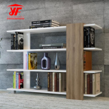 Bottom price for Small Bookcase Wooden Standard Size Bookshelf Speaker Stand Design export to Spain Supplier