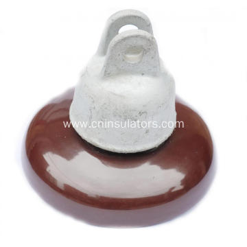 Porcelain Suspension Insulator ANSI 52-1