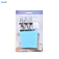 Set of 8pcs Pastry Bag with Tips Set