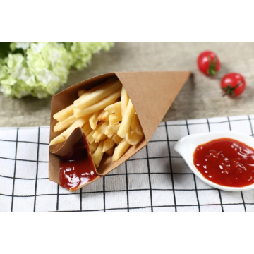 French Fry Box Paper Boxes