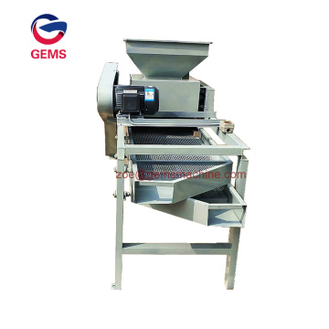 Factory Price Walnut Shell Sheller Crusher Removal Machine