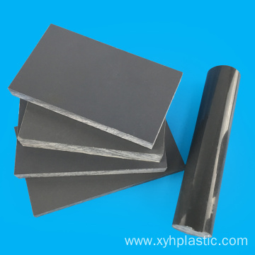 Extruded Ivory Building Material PVC Sheet