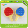 Sport tool for promotion gift eraser