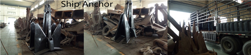 Steel Ship Anchor Prices