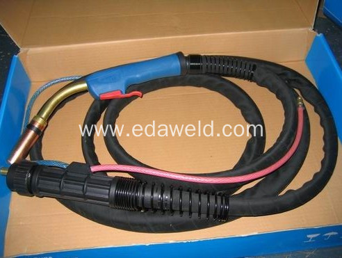 Trafimet 500 Ergoplus Water Cooled Welding Torch 5M