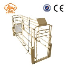 High definition Cheap Price for China Solid Rod Farrowing Stalls,Welding Solid Rod Farrowing Stall,Steel Solid Rod Farrowing Stalls Manufacturer Power Painted Q235 Steel Farrowing Stall For Pig export to Gambia Factory