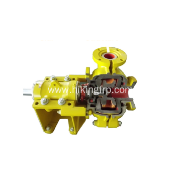 Solid Slurry Suction Pump For Copper Mine
