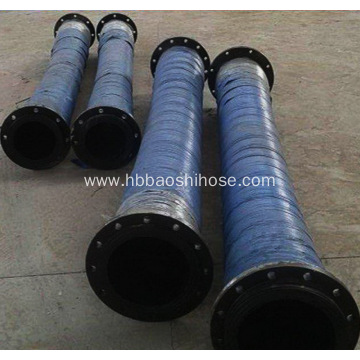 Common Flexible Flanged Suction Hose