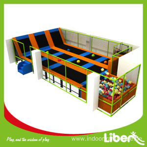 20 Years Factory for Indoor Trampoline Park Builder ASTM Approved High Quality Indoor Toddler Trampoline supply to Argentina Manufacturer