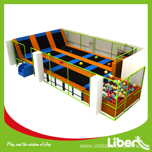 ASTM Approved High Quality Indoor Toddler Trampoline