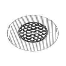China for BBQ Grill Rack Gourmet BBQ System Sear Grate Replacement supply to Poland Importers
