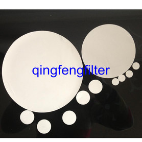 Pes Filter Membrane Disc for  Particle Filtration