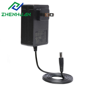 36W 12-spenning Europa Plug Power Adapter Charger