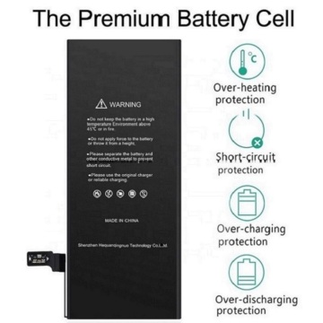 Li-polymer battery for iPhone 6s 1715mAh