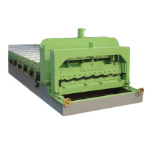 Glazed Roof Tile Cold Roll Froming Machine