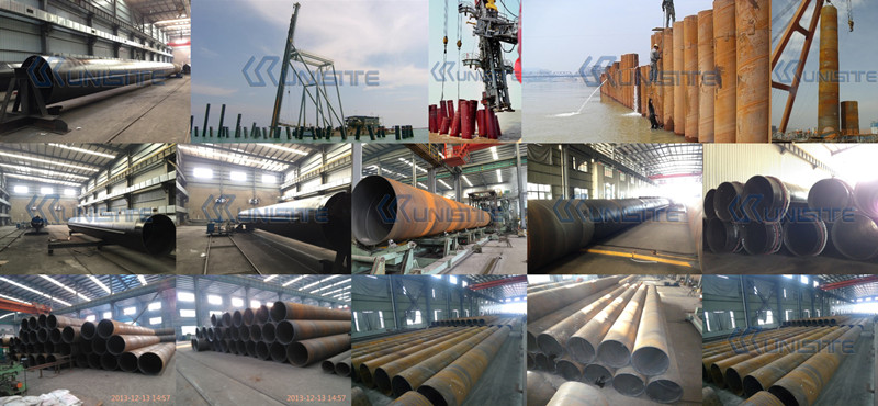 China Pipe And Piling,Steel Piling Pipe Supplier