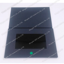 7.0inch Video Advertising Card, LCD Video Brochure