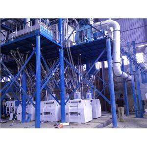 Commercial maize milling machinery