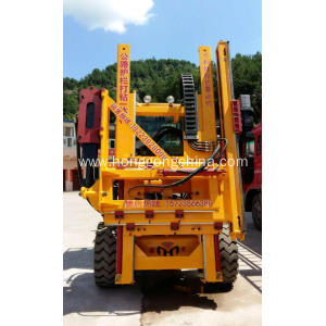 High Quality Highway Guardrail Pile Driver