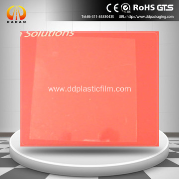 UV coating polyester film 125 micron