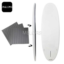 Melors Traction Deck Pad Longboard Tail Grip Mat