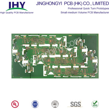 10 Layer Arbitrary Interconnection HDI PCB Board
