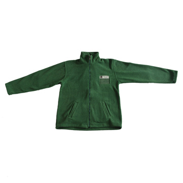 polar fleece men outdoor jacket