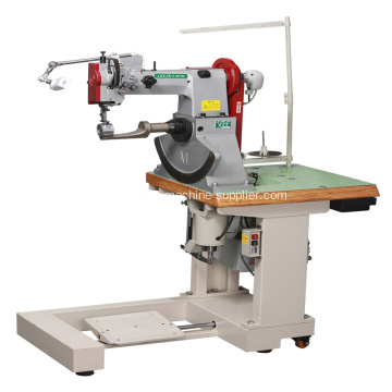 Heavy Double Needle Industrial Sewing Machine