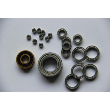 Mini Deep groove ball bearing 696-2RS