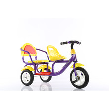 Children Tricycle with Trailer for Baby