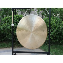 Best Quality for Handmade Gongs Chinese Brass Percussion Instruments Gongs export to Morocco Factories