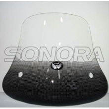 China Gold Supplier for Vespa PX LML Cylinder PIAGGIO VESPA GTV 300 Windshield TYPE 3 Top Quality supply to Armenia Manufacturer
