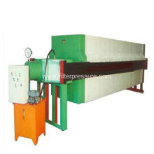 Iron Hydroxide Chemical Hydraulic Filter Press