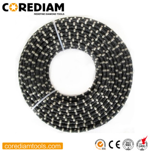 Concrete Diamond Wire with Bead Diameter 10.5mm