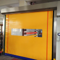 Industry Fabric Zipper High Speed Door