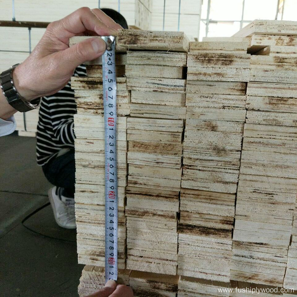 Poplar Laminated Boards for Packing