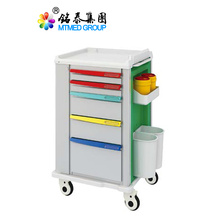Hospital medical drug delivery cart