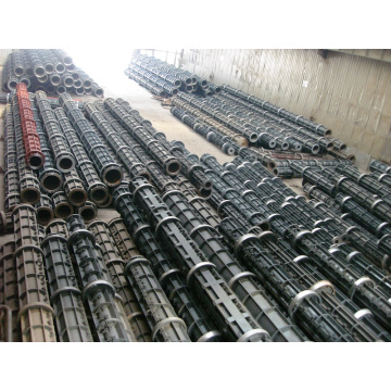 Concrete Pole Steel Mould