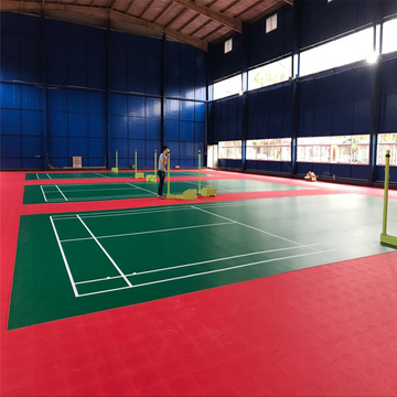 BWF Badminton Court flooring Mats