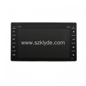 doppiu din dvd player per HILUX 2016