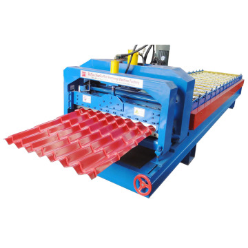 Durable Glazed Tile Roll Forming Machine