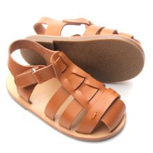 Shenzhen Baby Leather Shoes Sandals