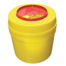 OEM/ODM China for Portable Small Sharps Container, Sharp Disposal Container - China manufacturer. Sharps Container 6.0L supply to Tunisia Manufacturers