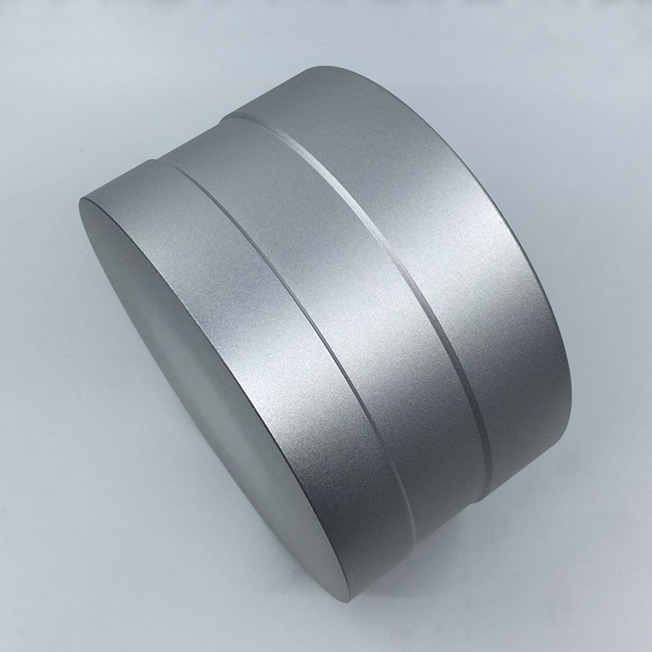 Precision Machining Aluminum Parts for Dry Block