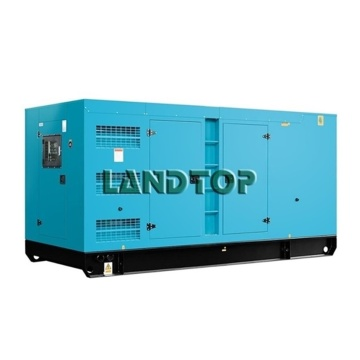 With Cummins Engine Soundproof Diesel Generator 350kva