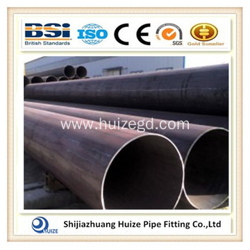 large diameter carbon seamless round pipes