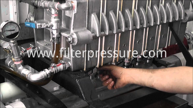 Stainless Filter Press 6