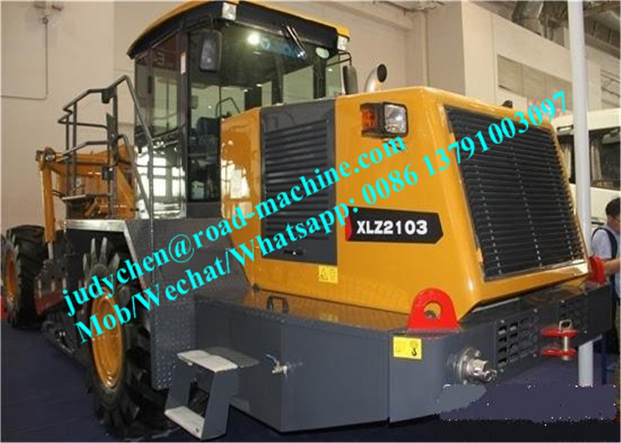 XCMG stabilized soil mixing machine XL210K