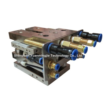 Quality Inspection for for Big Chip Module Punching Tool Smart Card Equipment IC Chip Punching Mould supply to Saint Kitts and Nevis Wholesale